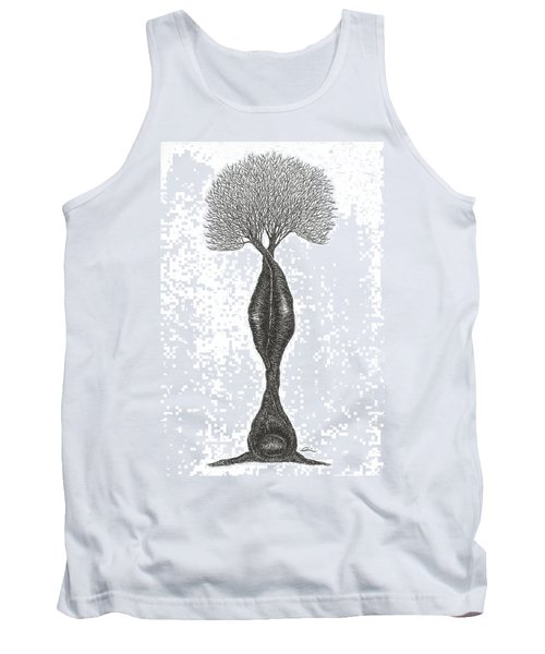 Headstand Tank Top