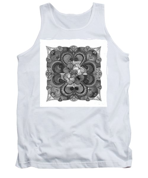 Heart To Heart Tank Top