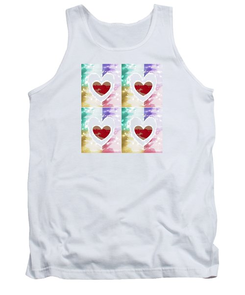 Heartful Tank Top