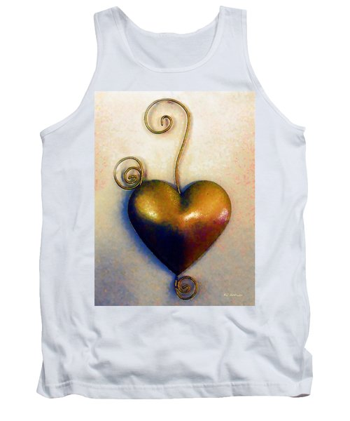 Heartswirls Tank Top