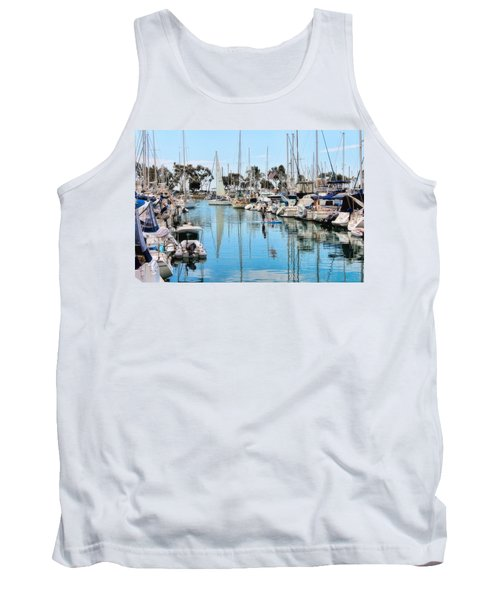Heat Relief  Tank Top by Tammy Espino