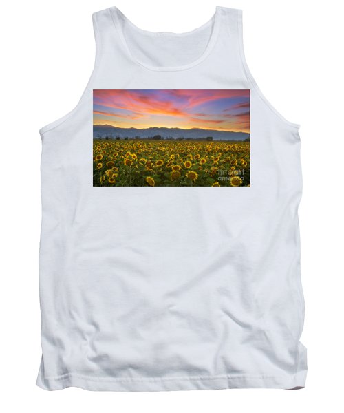 Heaven Tank Top by Rima Biswas