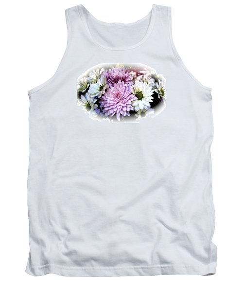 Heavenly Hosts Tank Top by Ira Shander