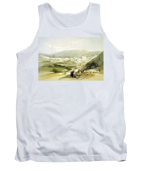 Hebron Tank Top