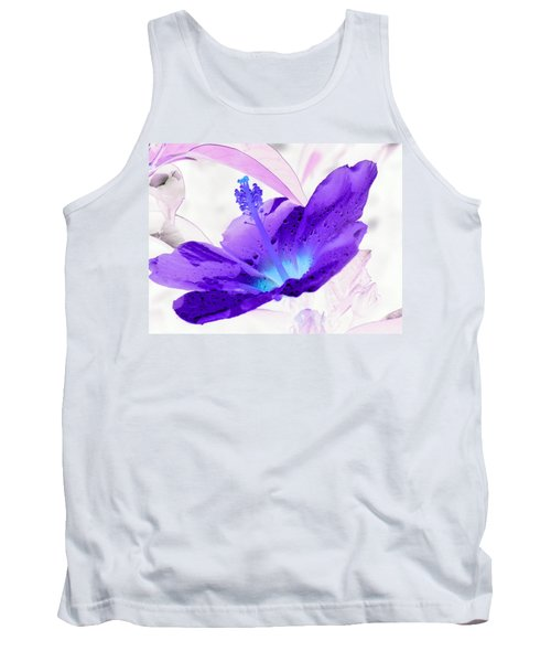 Hibiscus - After The Rain - Photopower 754 Tank Top