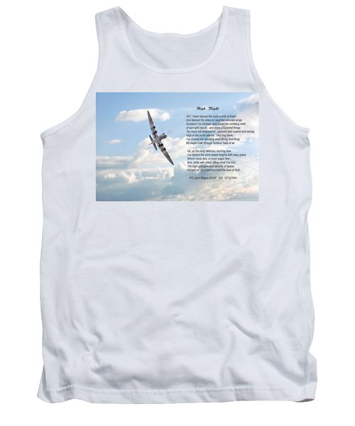 High Flight Tank Top