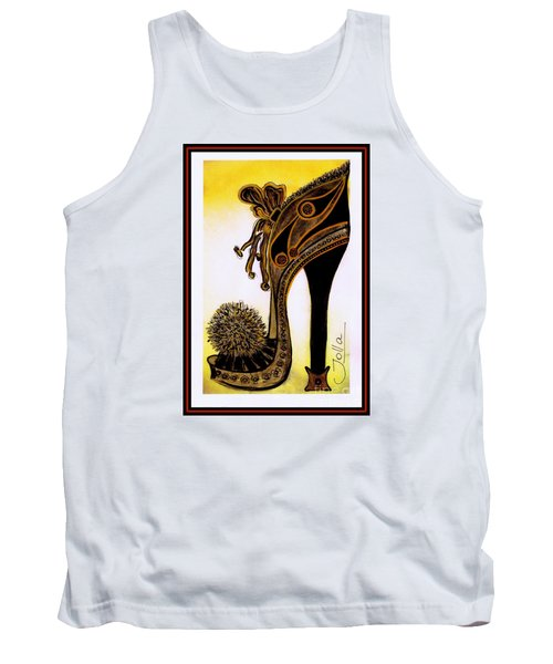 High Heel Heaven Tank Top