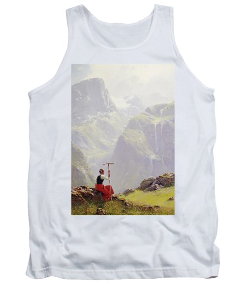 High In The Mountains Tank Top