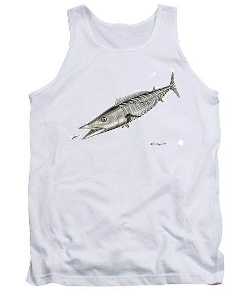 High Speed Wahoo Tank Top