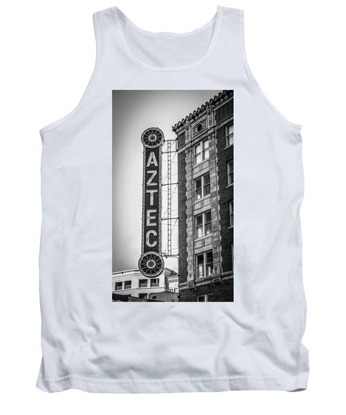 Historic Aztec Theater Tank Top