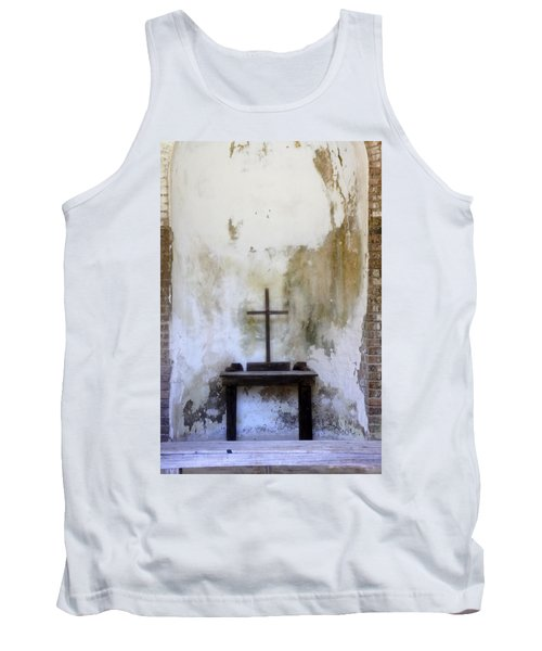 Historic Hope Tank Top by Laurie Perry