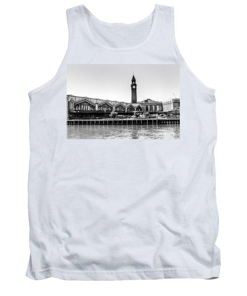 Hoboken Terminal Tower Tank Top