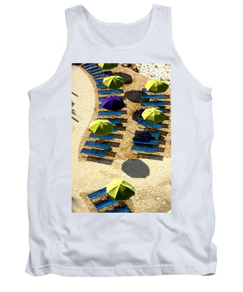 Holiday Tank Top by Kathy Bassett