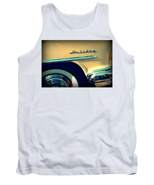 Tank Top featuring the photograph Holiday by Valerie Reeves