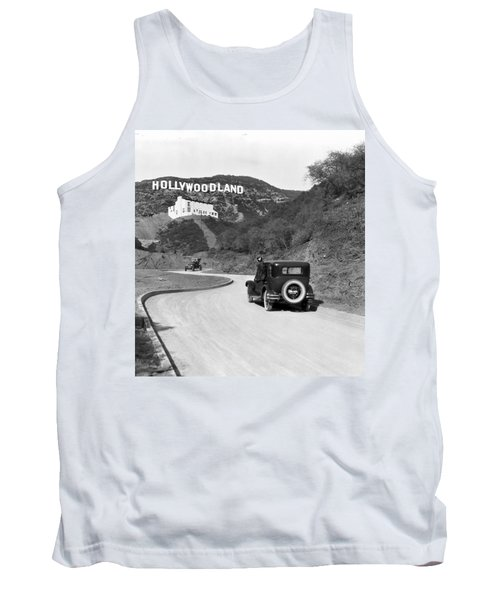 Hollywoodland Tank Top