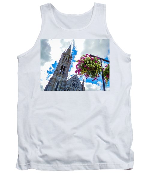 Holy Cross Church Steeple Charleville Ireland Tank Top