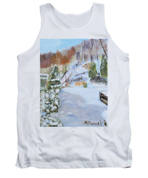 Home Scene South Tank Top
