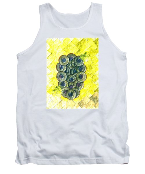 Honeybee 1 Tank Top by Lorna Maza