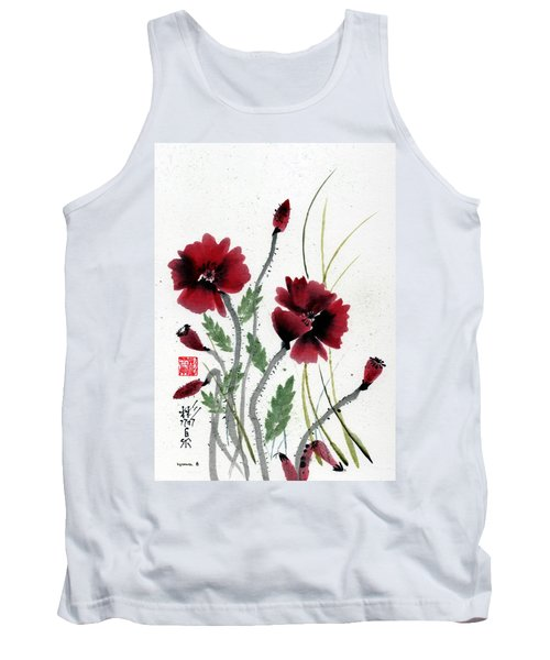 Honor Tank Top by Bill Searle