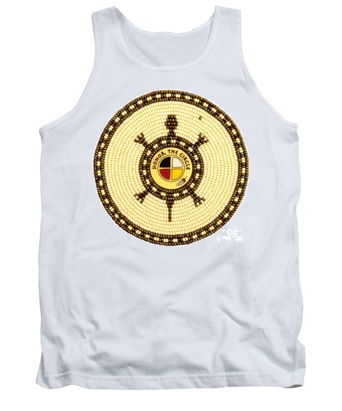 Honor The Circle Tank Top