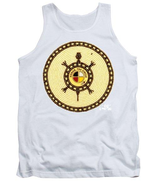 Honor The Circle Tank Top