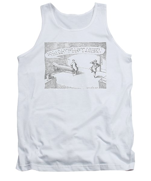'hop? Jig? Dance? You're A Dancer? Sounds Like? Tank Top