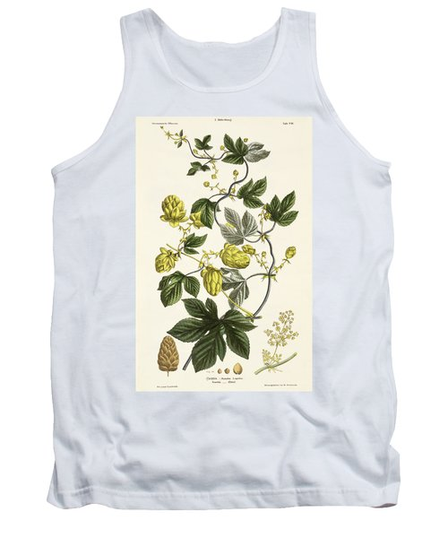 Hop Vine From The Young Landsman Tank Top