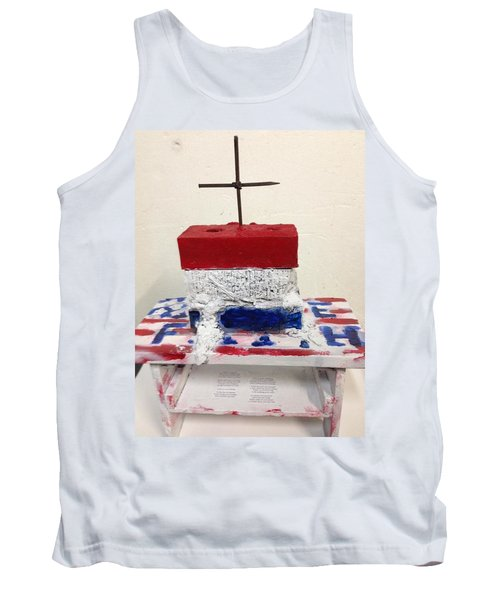 Faith And Hope Tank Top