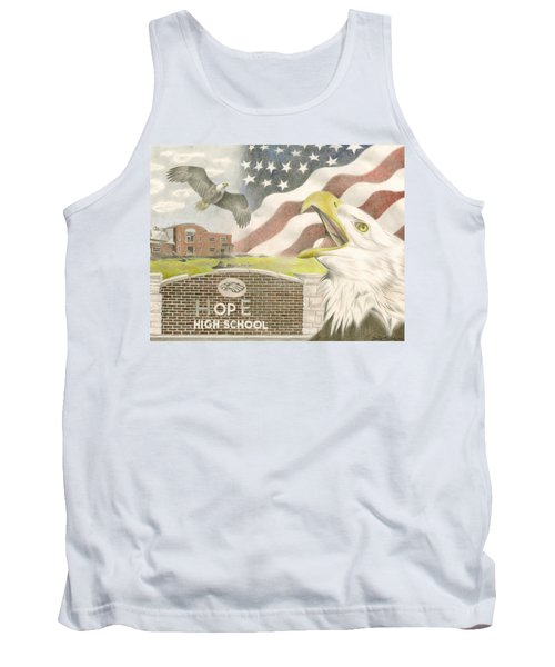 Hope High School Tank Top