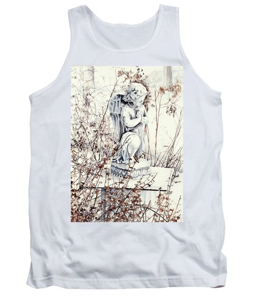 Hope In Winter Tank Top