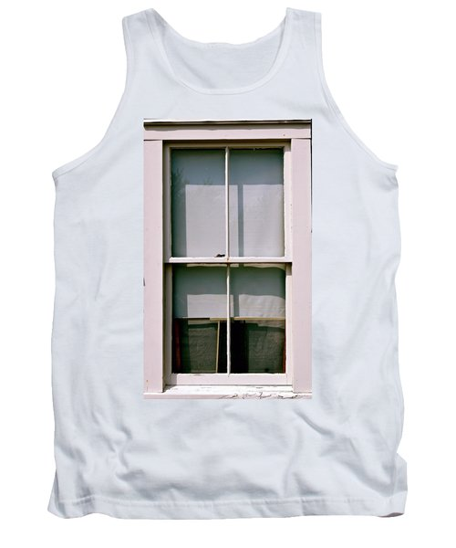Hopper Was Here Tank Top by Ira Shander