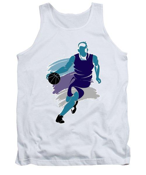 Hornets Basketball Player2 Tank Top