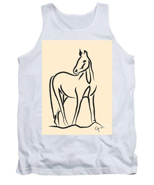 Horse - Grace Tank Top