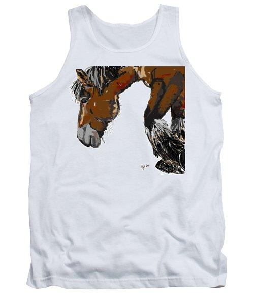 horse - Guus Tank Top