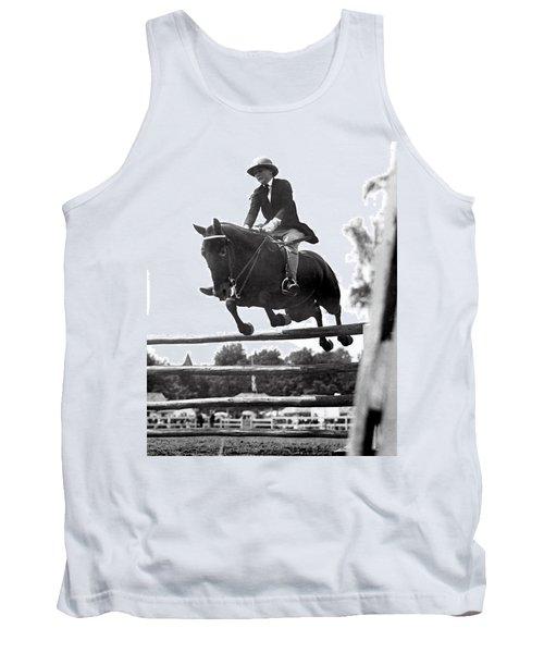 Horse Show Jump Tank Top