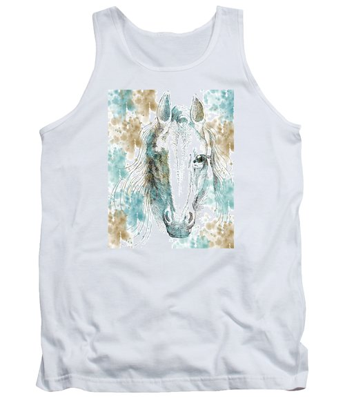 Horse Tank Top by P S
