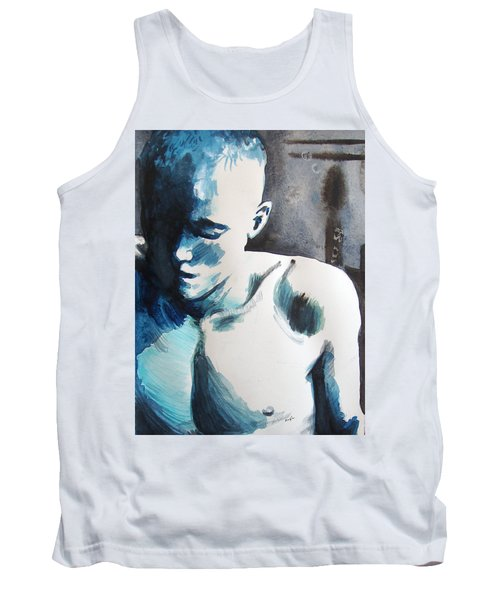 Hot Child In The City Tank Top