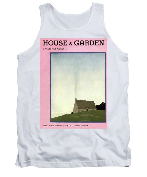House And Garden Small House Number Cover Tank Top