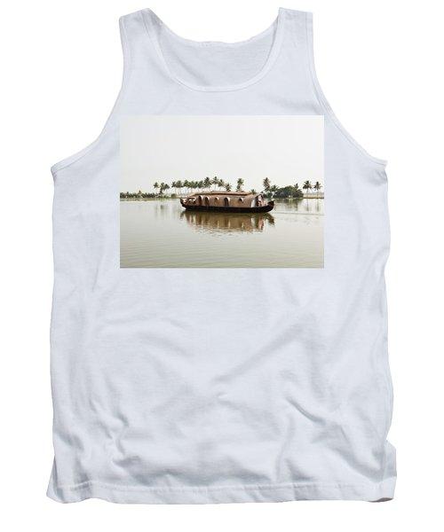 Houseboat, India Tank Top