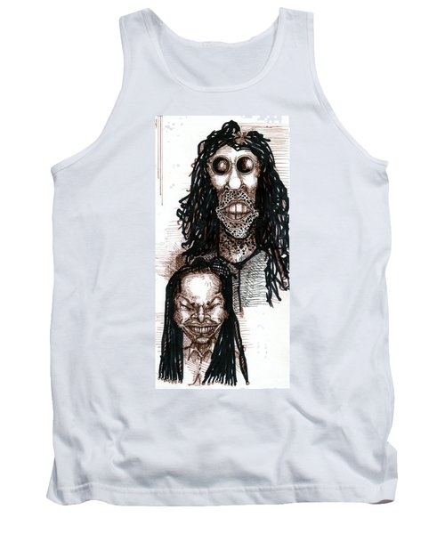 Howard Stern And Robin Quivers Tank Top