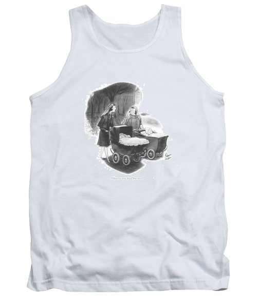 How're You ?xed For Tires? Tank Top