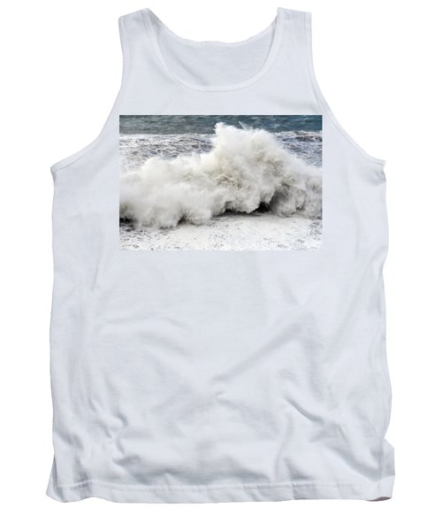 Huge Wave Tank Top