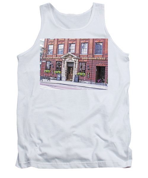 Hung Drawn And Quartered Tank Top