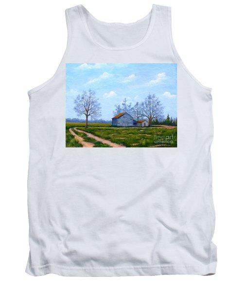 Hwy 302 Farm Tank Top