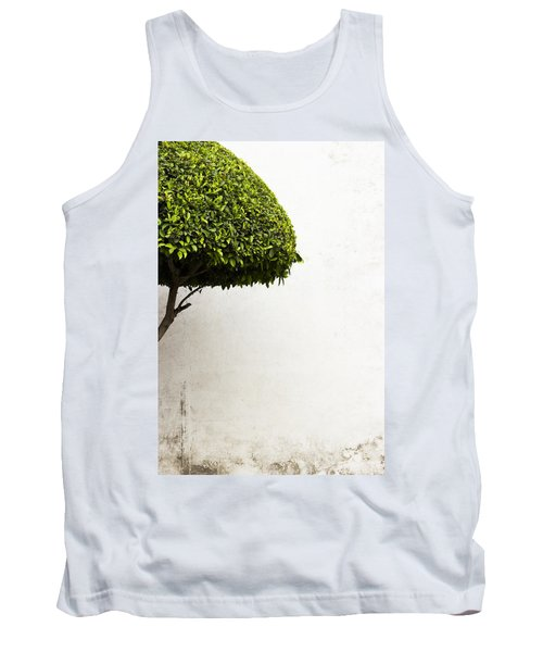 Hypnotic Tree Tank Top by Prakash Ghai