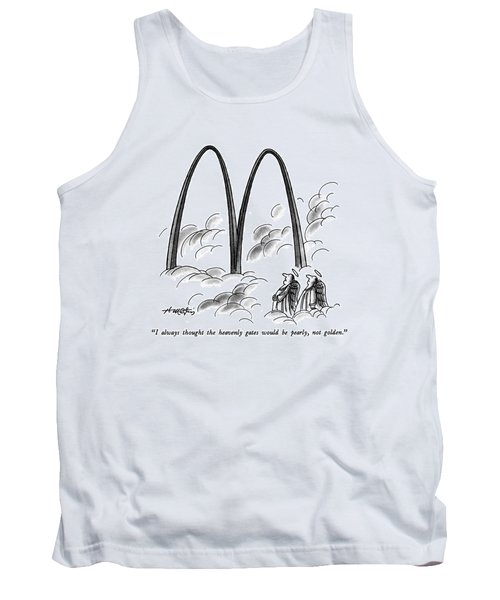 I Always Thought The Heavenly Gates Tank Top