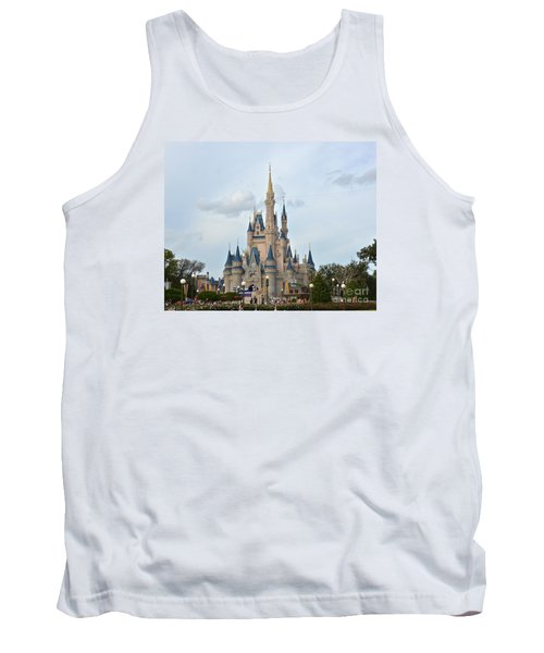 I Believe In Magic Tank Top