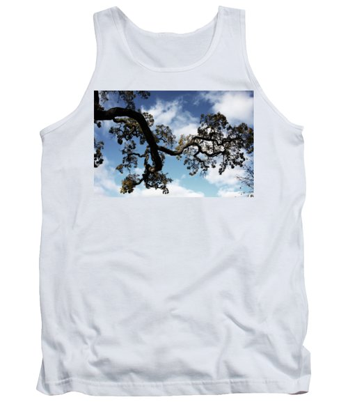 I Touch The Sky Tank Top