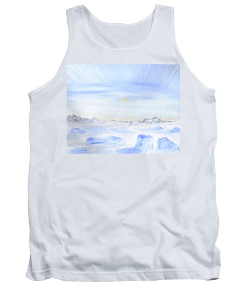 Ice Movement Tank Top