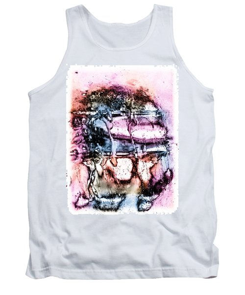 Ice Number Three Tank Top by Bob Orsillo